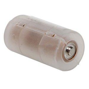 AA batterij naar C batterij converter